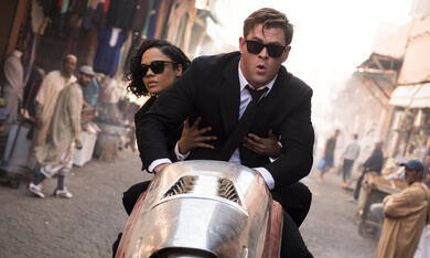Men in Black: International mit Chris Hemsworth und Tessa Thompson - Bild 9