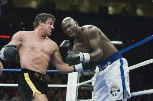 Rocky Balboa mit Sylvester Stallone und Antonio Tarver