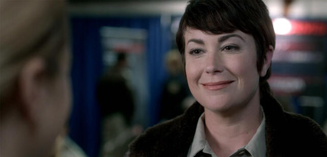 Kim Rhodes in Supernatural