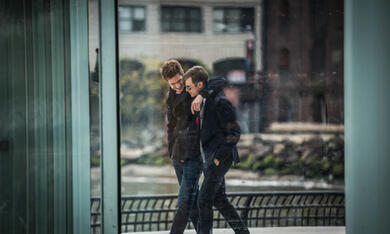 The Amazing Spider-Man 2: Rise of Electro mit Andrew Garfield und Dane DeHaan - Bild 4