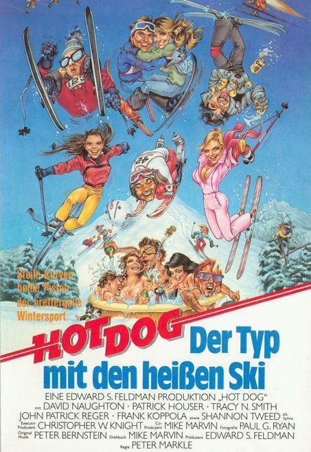 Hot Dog - Der Typ mit den heißen Ski