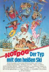 Hot Dog - Der Typ mit den heißen Ski - Poster