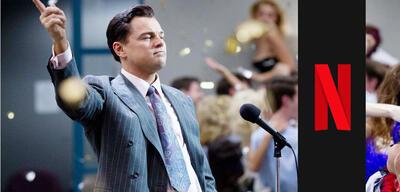 The Wolf of Wall Street mit Leonardo DiCaprio