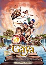 Back to Gaya - Poster