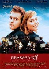 Brassed Off - Mit Pauken und Trompeten - Poster