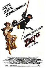 Zorro mit der heißen Klinge - Poster