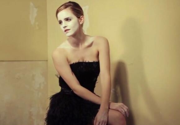 Mauerblümchen Emma Watson glamourös & sexy - Bild 11 von 13