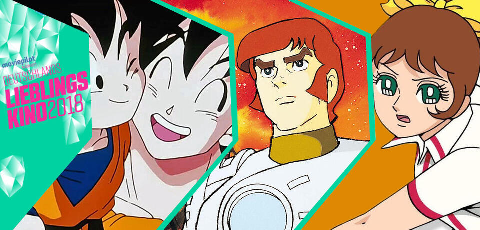 Son-Goku und Oob