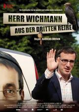 Herr Wichmann aus der dritten Reihe - Poster