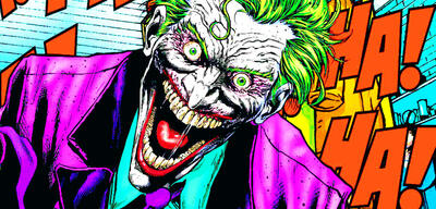 Der Joker in den Comics