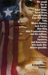 Der außergewöhnliche Seemann - Poster