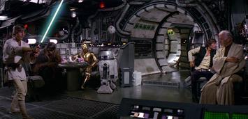 Bild zu:  Szene aus Star Wars