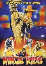 Ninja Kids - Poster