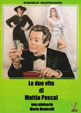 Die zwei Leben des Mattia Pascal - Poster