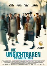 Die Unsichtbaren - Wir wollen leben - Poster