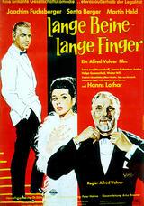 Lange Beine - lange Finger - Poster