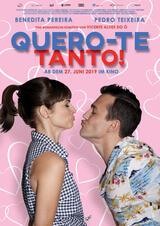 Quero-te Tanto! - Poster