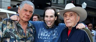 William Forsythe, Martin Guigui und Jake LaMotta