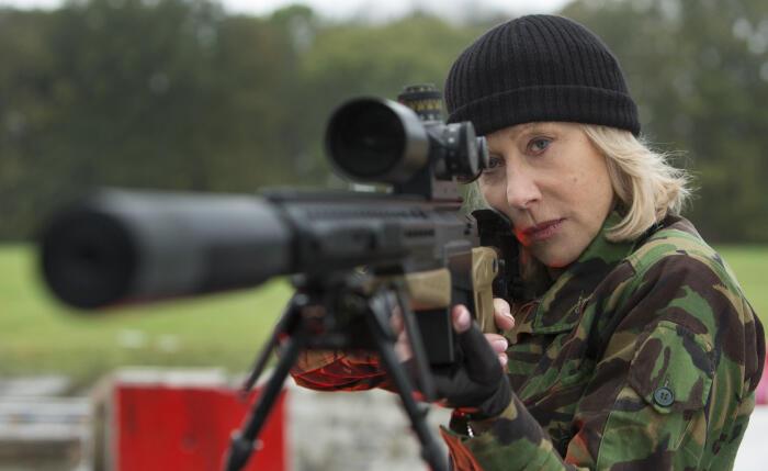 R.E.D. 2 mit Helen Mirren