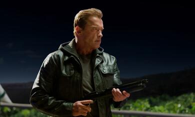Terminator 5: Genisys mit Arnold Schwarzenegger - Bild 10