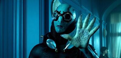 Doug Jones als Abe Sapien in Hellboy II
