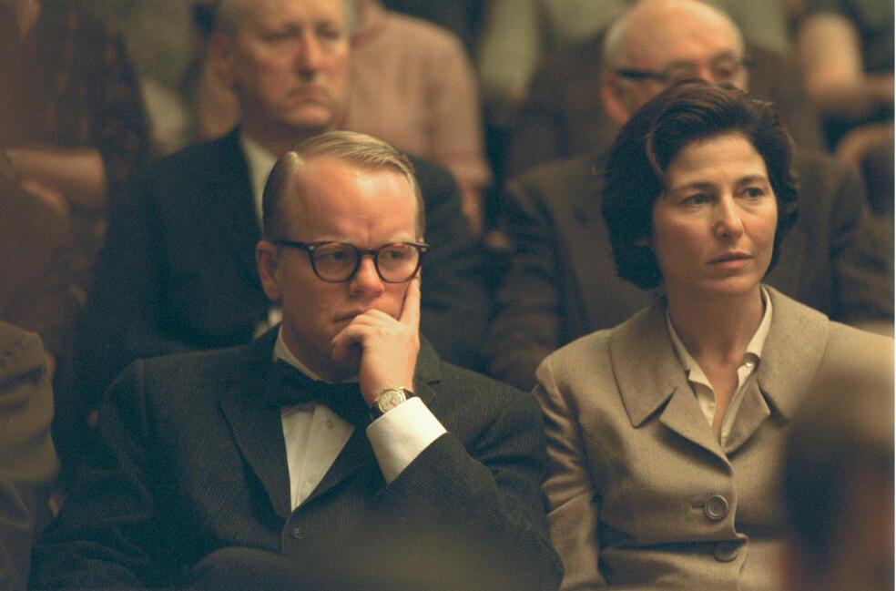 Capote mit Philip Seymour Hoffman und Catherine Keener