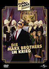 Die Marx Brothers im Krieg - Poster