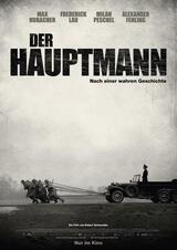 Der Hauptmann - Poster