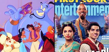 Aladdin: Die Zeichentrick-Vorlage und das Remake