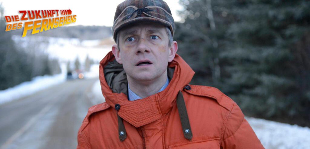 """Kein Netflix-Original, aber ein """"Netflix Original"""": Fargo mit Martin Freeman."""