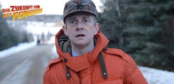 """Bild zu:  Kein Netflix-Original, aber ein """"Netflix Original"""": Fargo mit Martin Freeman."""