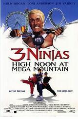 Mega Mountain Mission - Poster