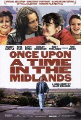 Once Upon A Time In The Midlands - Poster
