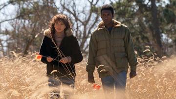 Carmen Ejogo und Mahershala Ali in True Detective