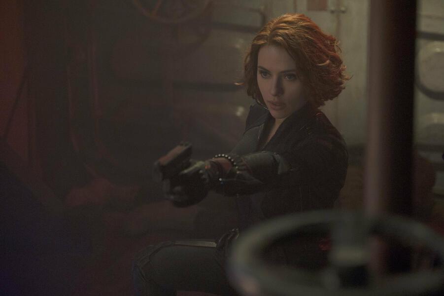 Marvel's The Avengers 2: Age of Ultron mit Scarlett Johansson