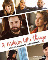 A Million Little Things - Staffel 3 - Poster