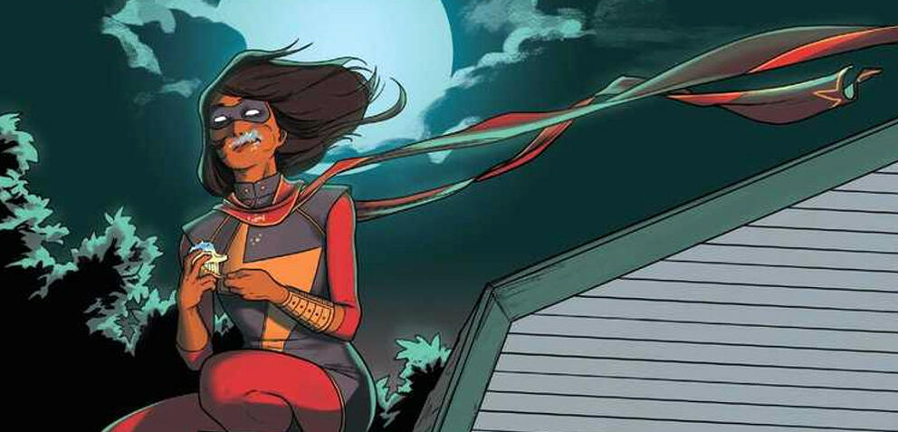Cover zu Ms. Marvel #11