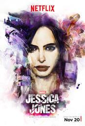 Marvel's Jessica Jones - Poster