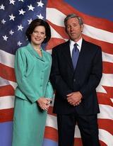 Hier kommt Bush! - Poster