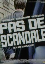 Nur kein Skandal! - Poster