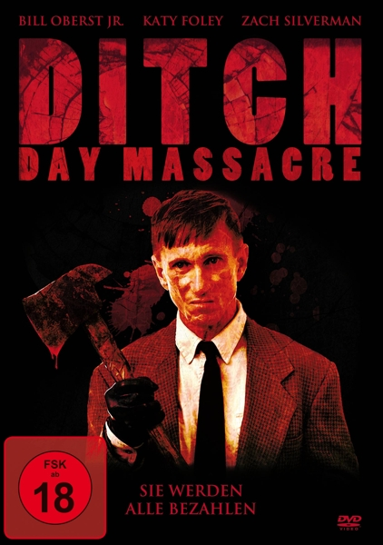 Ditch Day Massacre - Poster