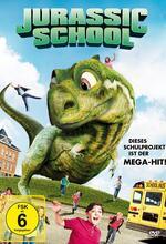 Jurassic School Poster