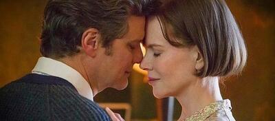 Colin Firth und Nicole Kidman in Railway Man