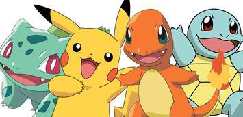 Bild zu:  O Pokémon!