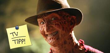 Bild zu:  Freddy (Robert Englund) hat Bock auf euch! Ihr auch auf ihn?