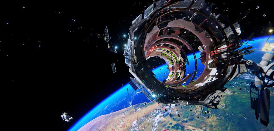 Bild zu Seht den ersten Trailer zum Weltraum-Spiel Adr1ft
