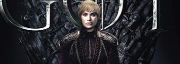 Cersei auf dem Thron