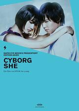 Cyborg She - Poster