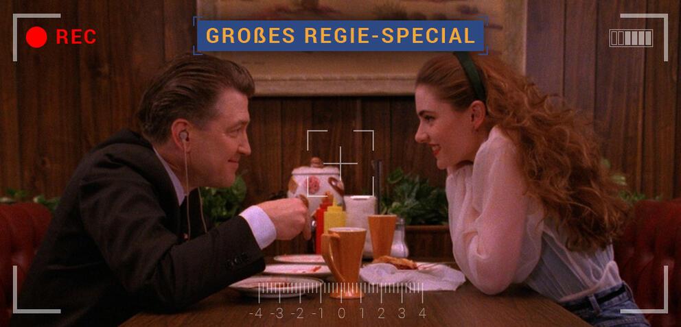 Bereits in den 1990er Jahren isnzenierte David Lynch Twin Peaks