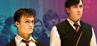 Harry Potter und der Orden des Phönix: Neville im 5. Film von Bellatrix verletzt